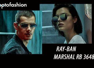 Ray-Ban Marshal: Νέο best-seller από την Ray-Ban
