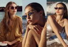 Vogue Eywear: Gigi Hadid Collection 2018